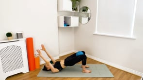 Dynamic Pilates: Full Body Blast (with Ball, Long Band and Mini Band)