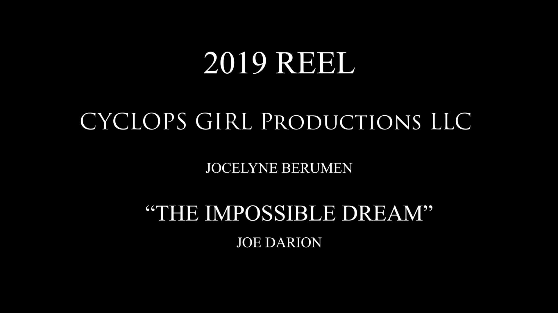 2019 Reel Cyclops Girl Productions