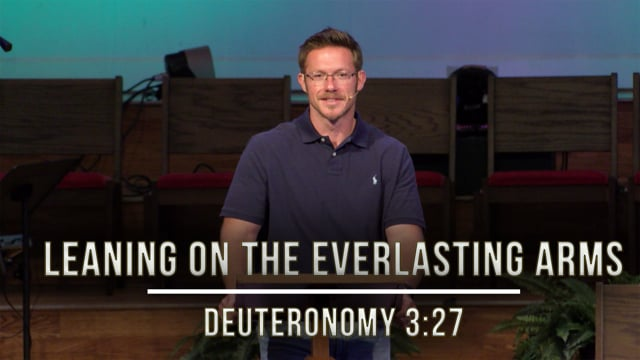 July 3, 2020 | Stories of Hope: Leaning on the Everlasting Arms | Deuteronomy 32:27