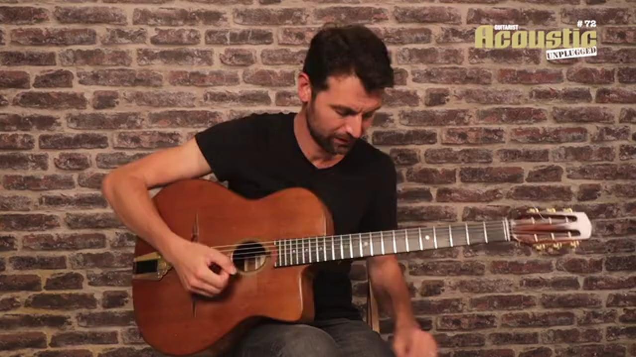AC72 30 Guitares sans frontières Samuel Strouk Morceau V2 Acier