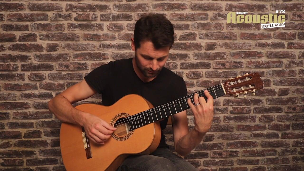AC72 29 Guitares sans frontières Samuel Strouk Morceau V1 Nylon