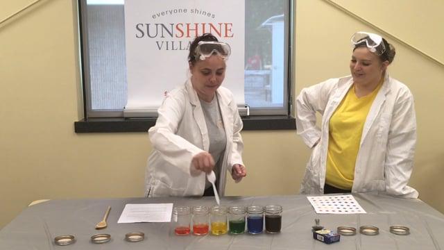 Shining Science - Episode 05