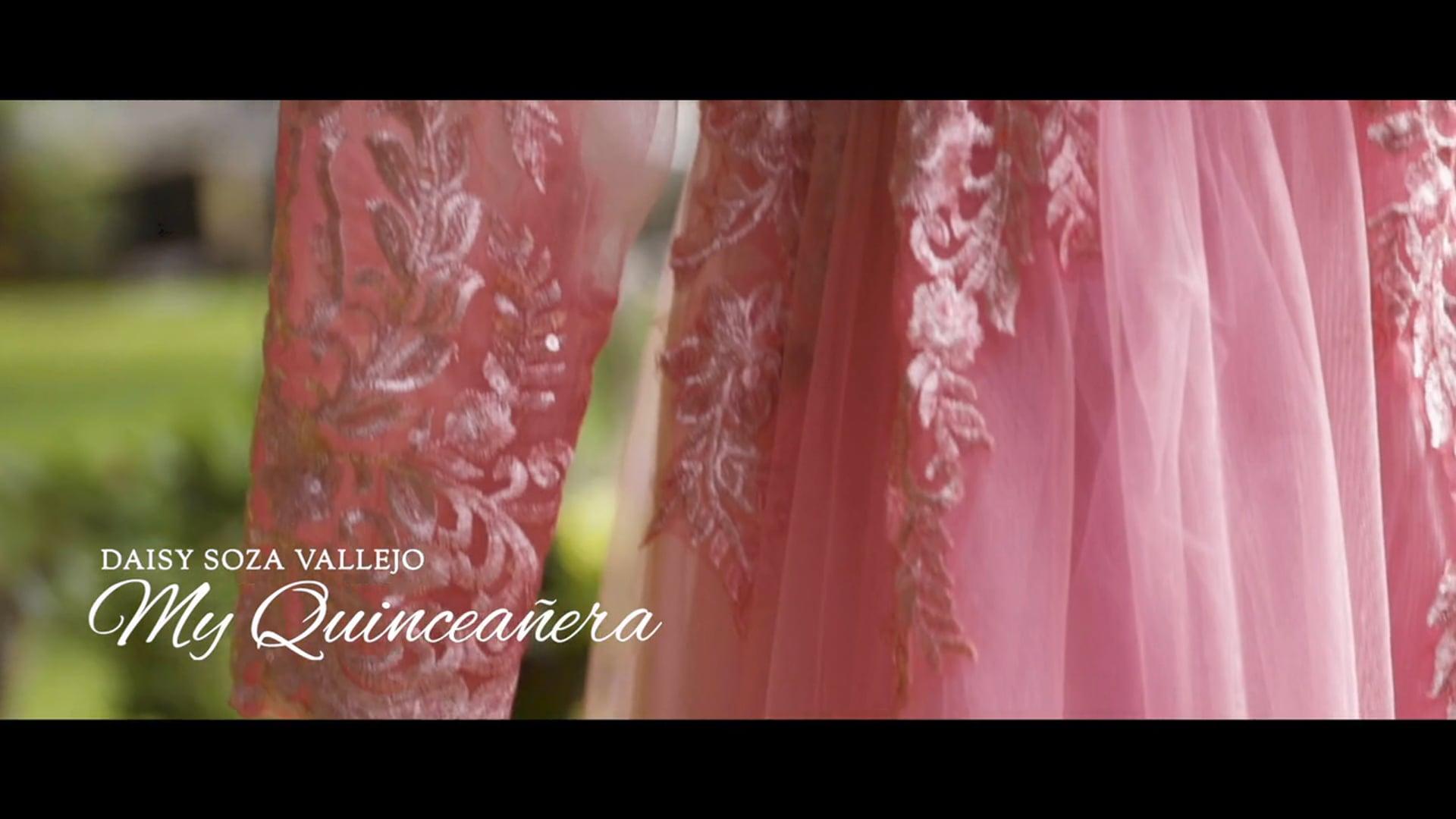 Daisy Vallejo - Quinceañera Highlight.mp4