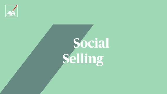 AXA Schweiz - Social Selling