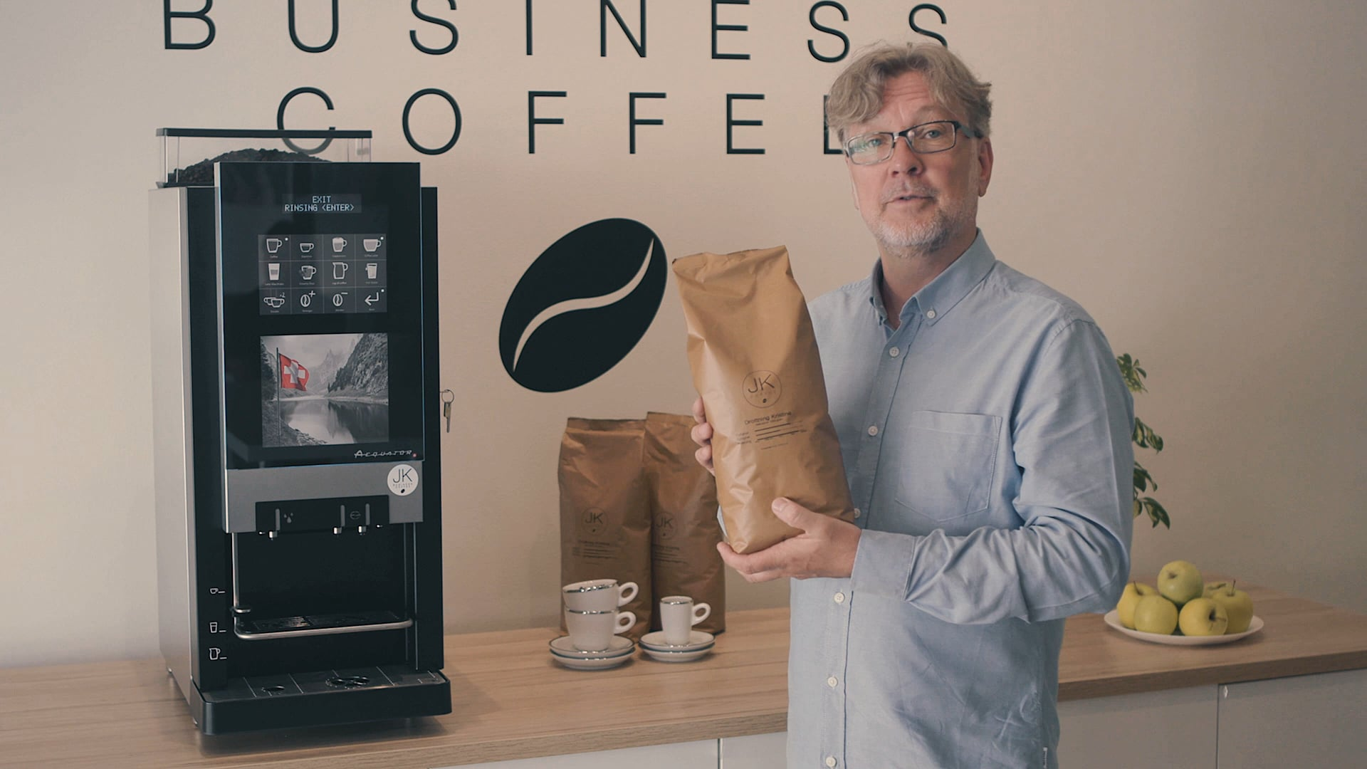 JK Business Coffee