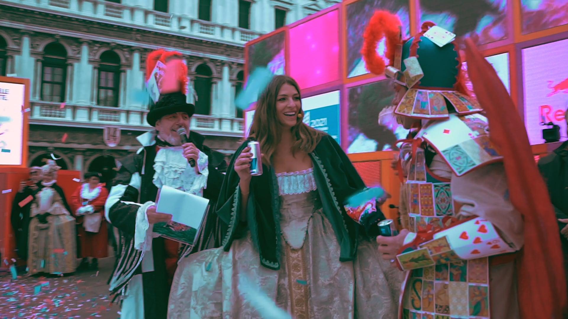 Redbull - Carneval Venedig 2020 // Event