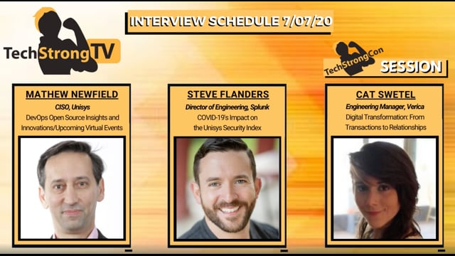 TechStrong TV - July 7, 2020
