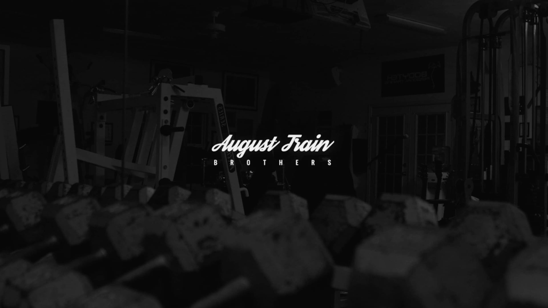"""Brothers """"August Train"""""""