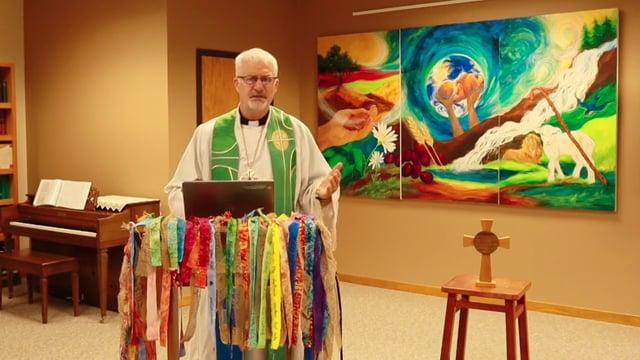 """God Is Near You Now"" Sermon by Bishop Jon"
