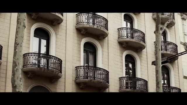 HOTEL CONTINENTAL BARCELONA _ George Orwell (1)