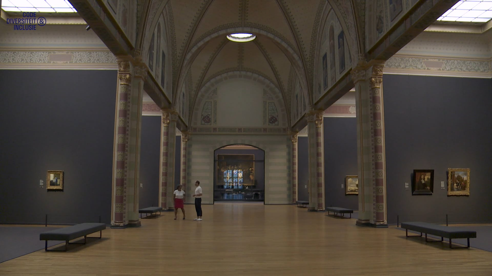 Rijksmuseum, Van Binnenuit