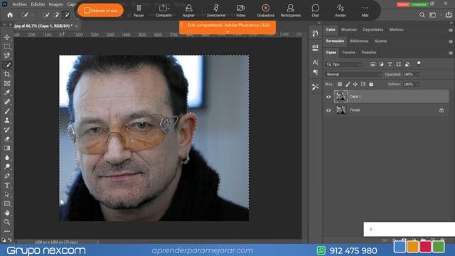 2020-07-08 2º Sesión Adobe Photoshop