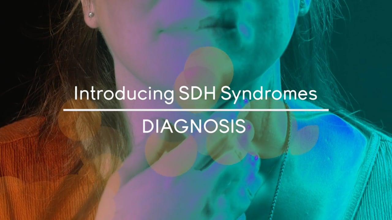 Introducing SDH Syndromes - Diagnosis.