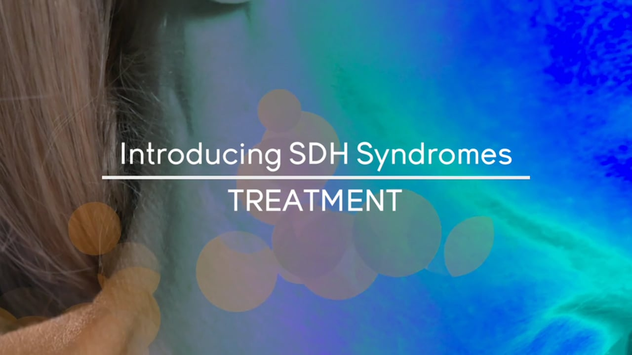 Introducing SDH Syndromes - Treatment