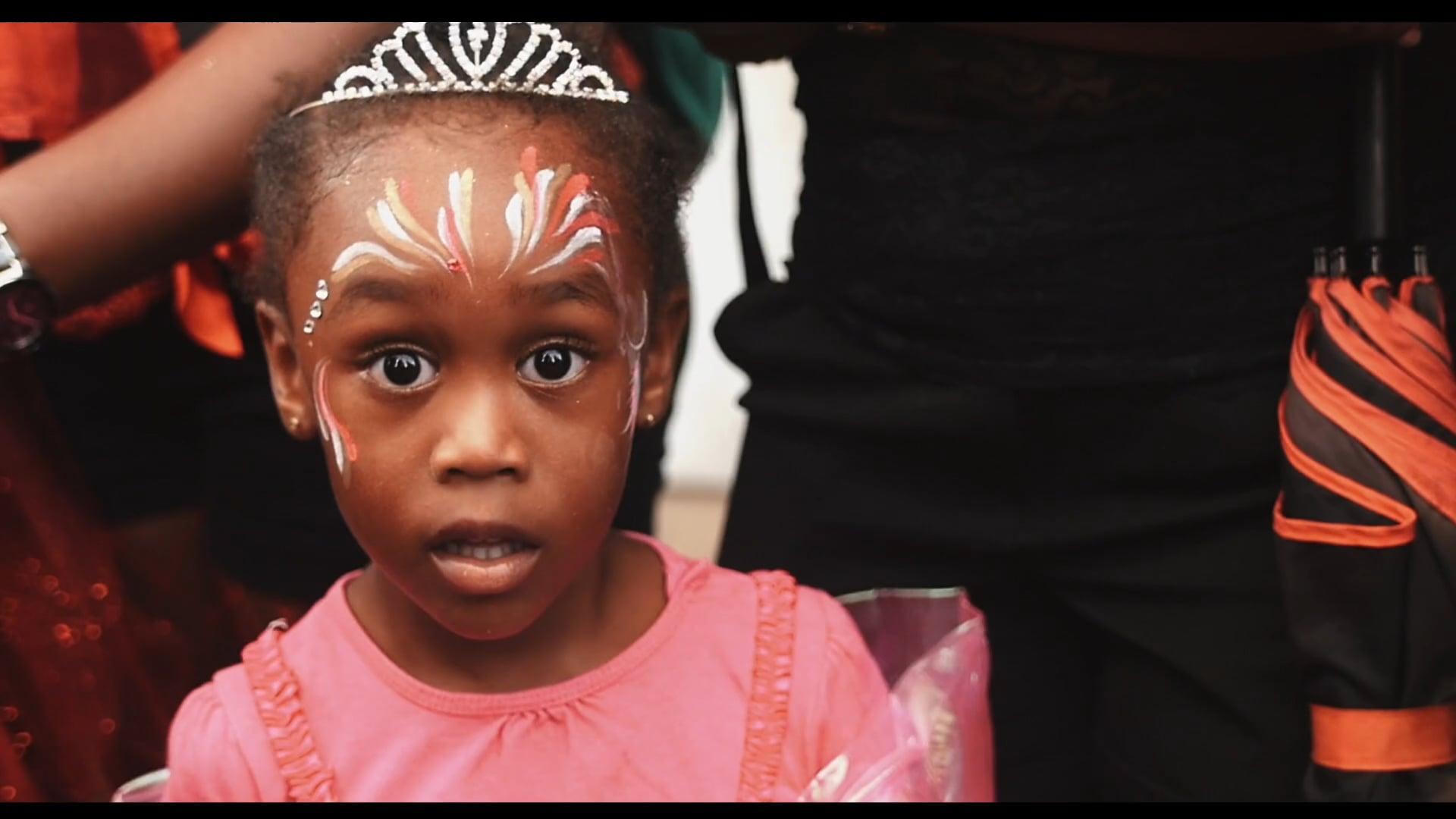 Visages de carnaval 2018 (Martinique)