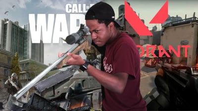 Valorant & Warzone With The Ninjas! - Stream Replay