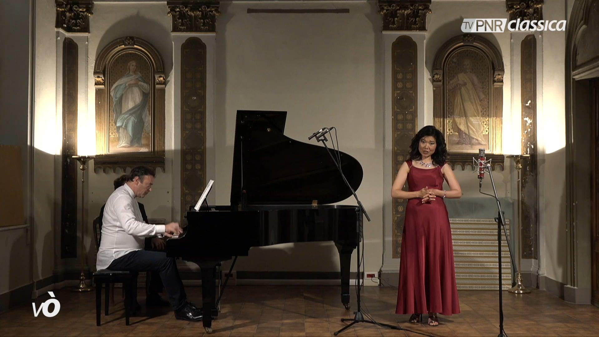 Recital di Tomoko Okabe