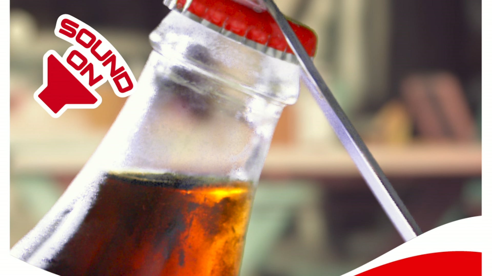 Coke Cola - Its better when everything is open