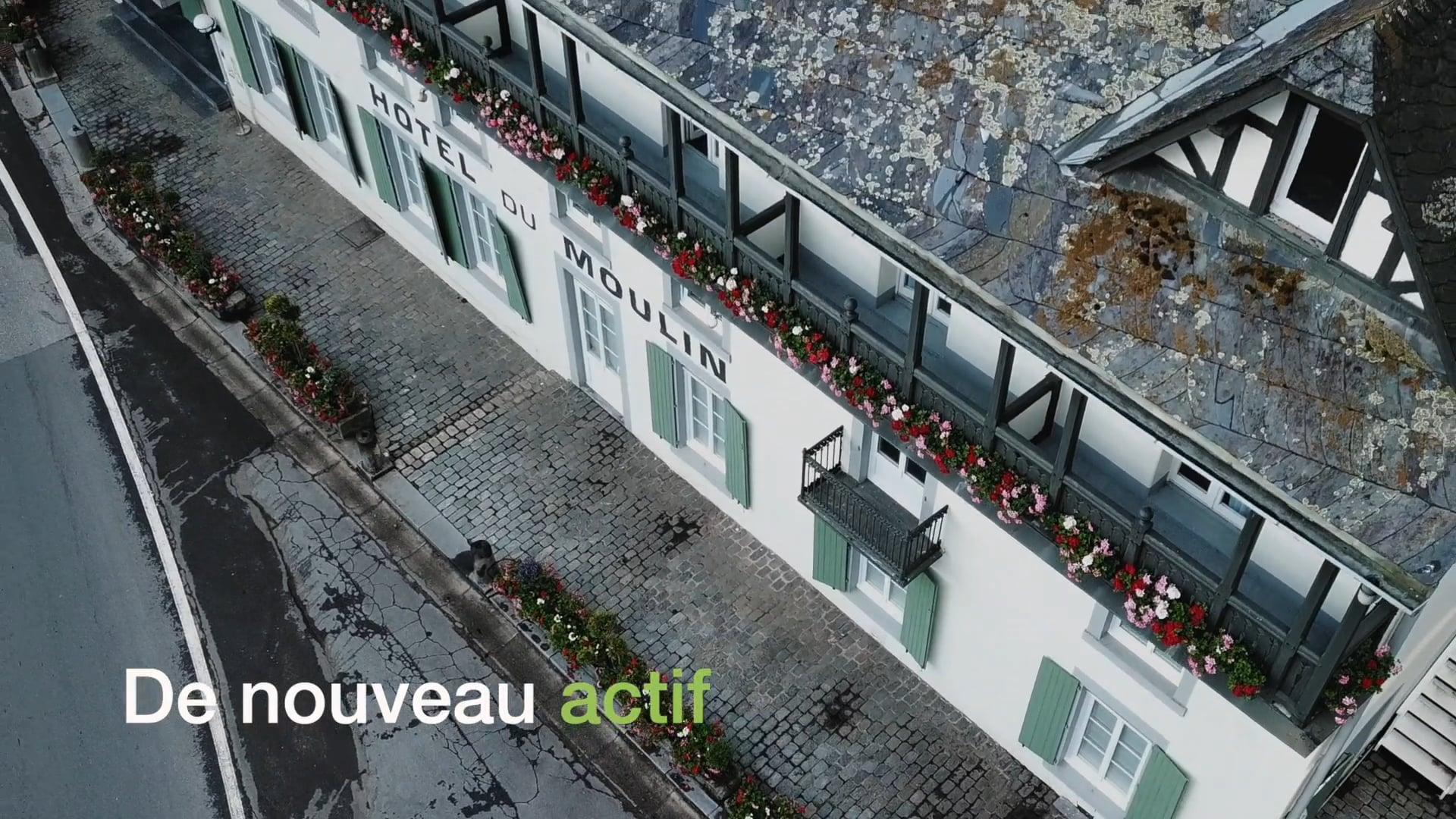 SOS Horeca Belgium I Hôtel du Moulin