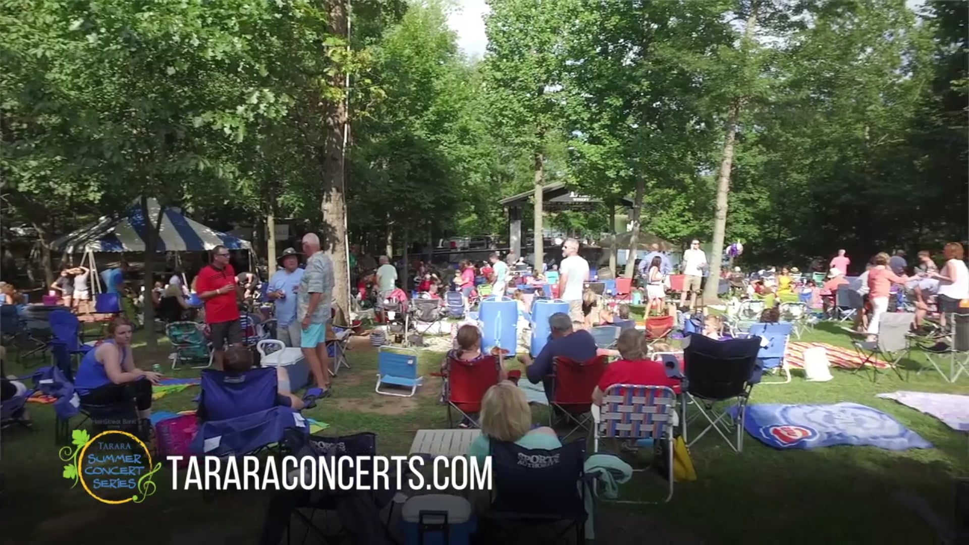 Tarara Summer Concert Series 2017 Highlights