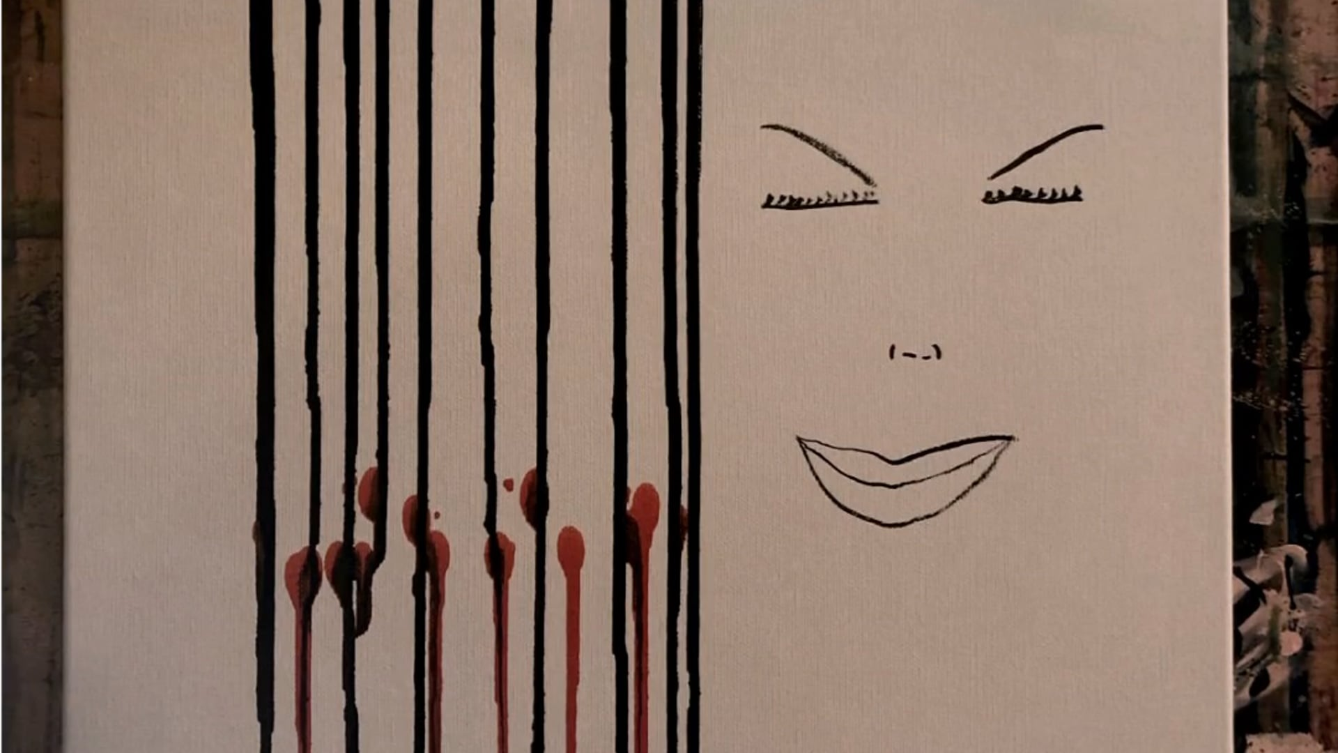 Tasha Nichole Art Works In Progress