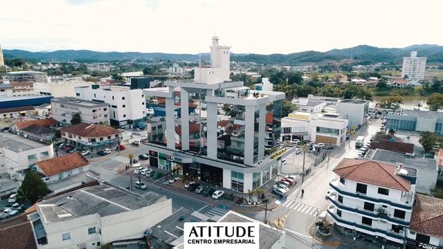 Sala Térreo - Atitude Centro Empresarial