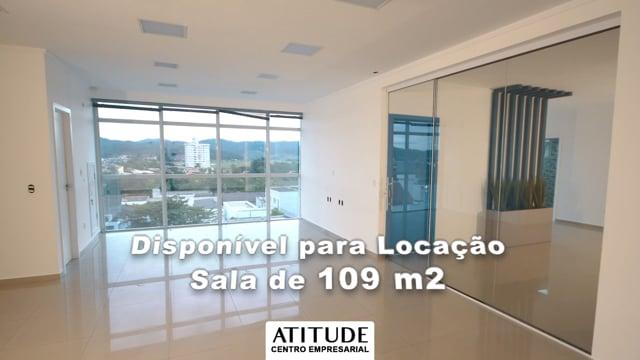 Sala 5º Andar - Atitude Centro Empresarial