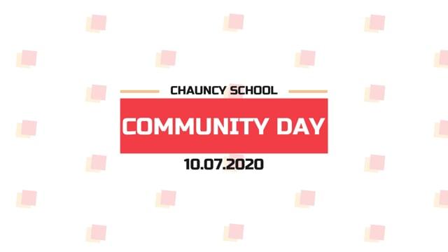 COMMUNITY DAY 2020 - PART FIVE