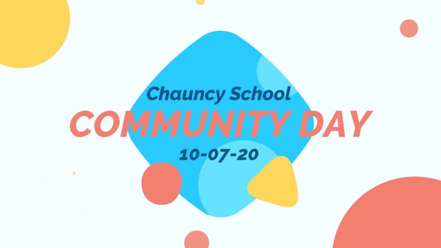 COMMUNITY DAY 2020 - PART SIX