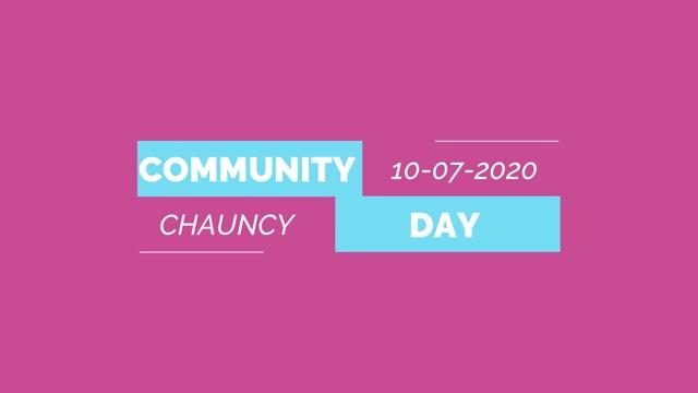 COMMUNITY DAY 2020 - PART SEVEN