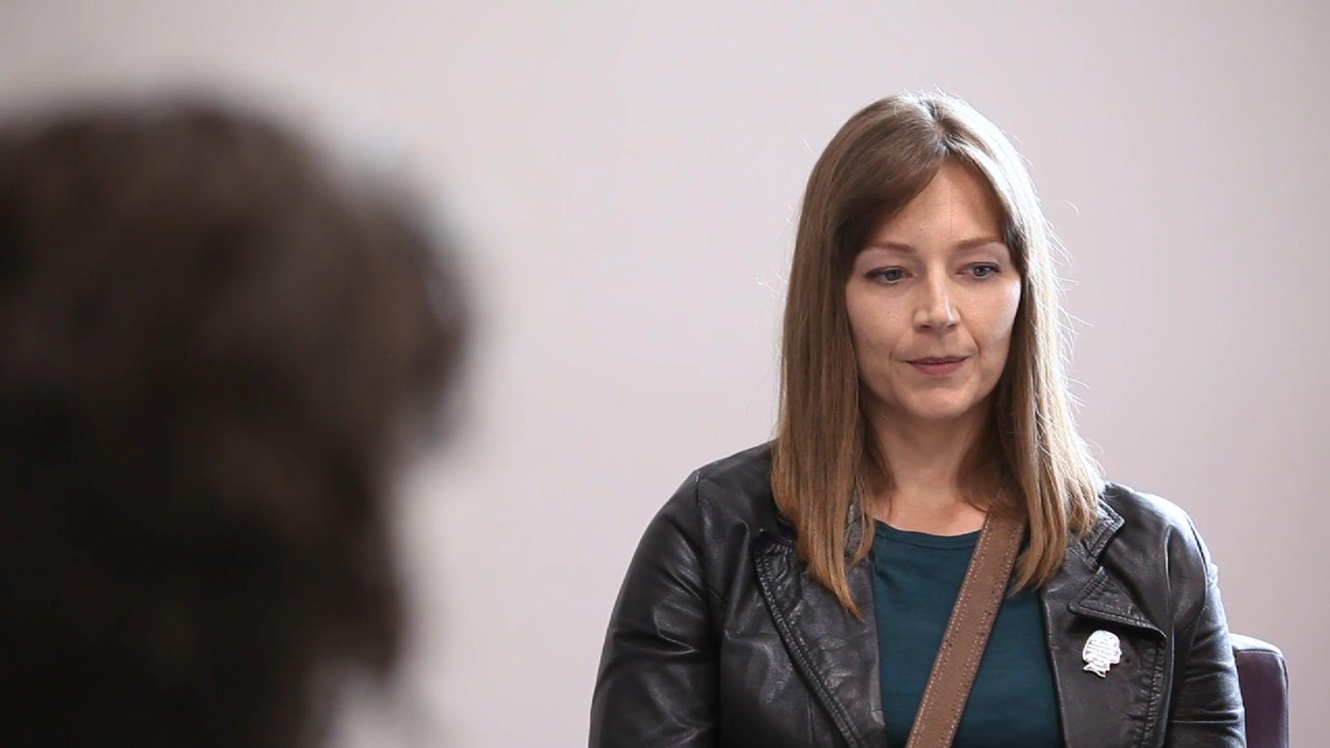 Tez Talks: Helen's Story