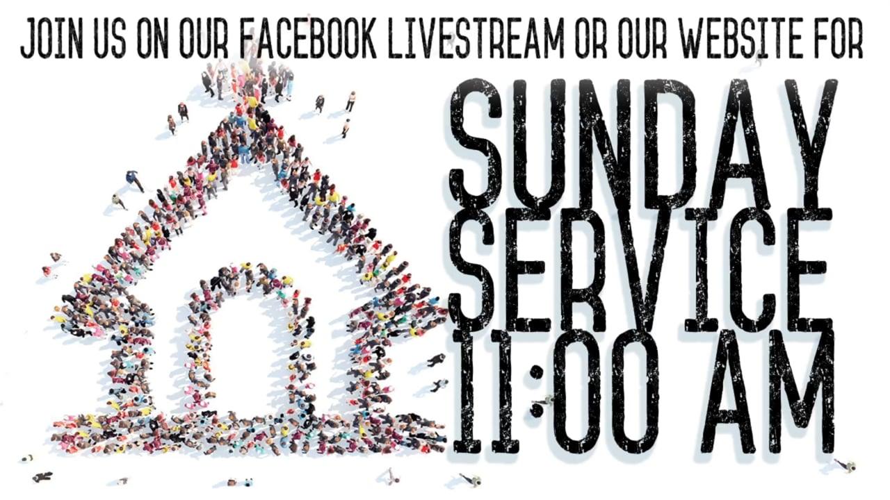 2020-07-12-Sunday Service