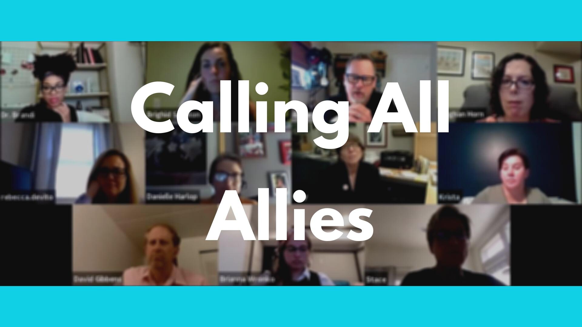 Calling All Allies Trailer