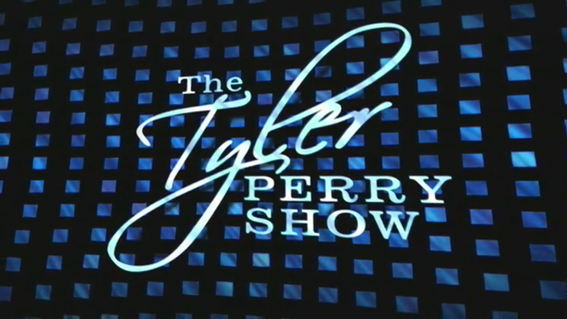 The Tyler Perry Show (Talk/Variety)