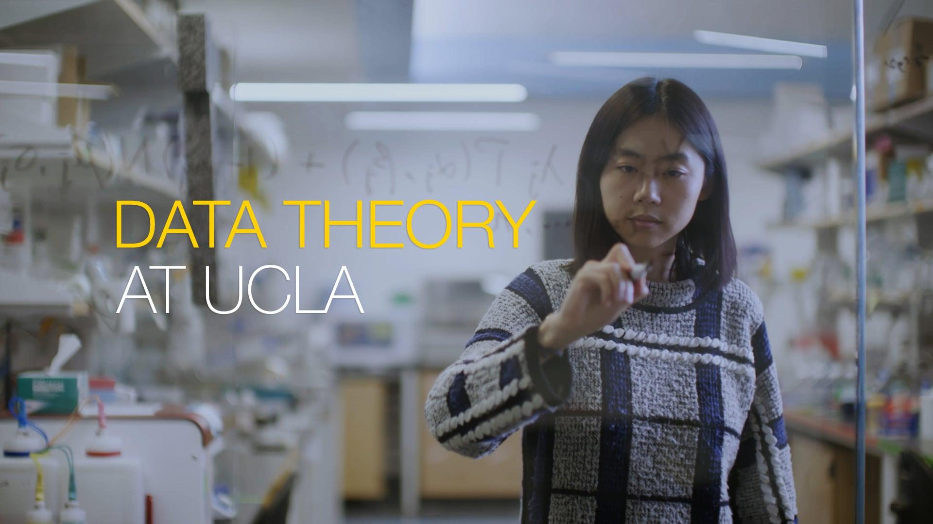DATA THEORY AT UCLA
