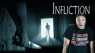Trent Plays Infliction! - Scary Stream Replay