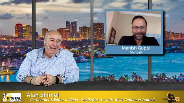 Manish Gupta - TechStrong TV