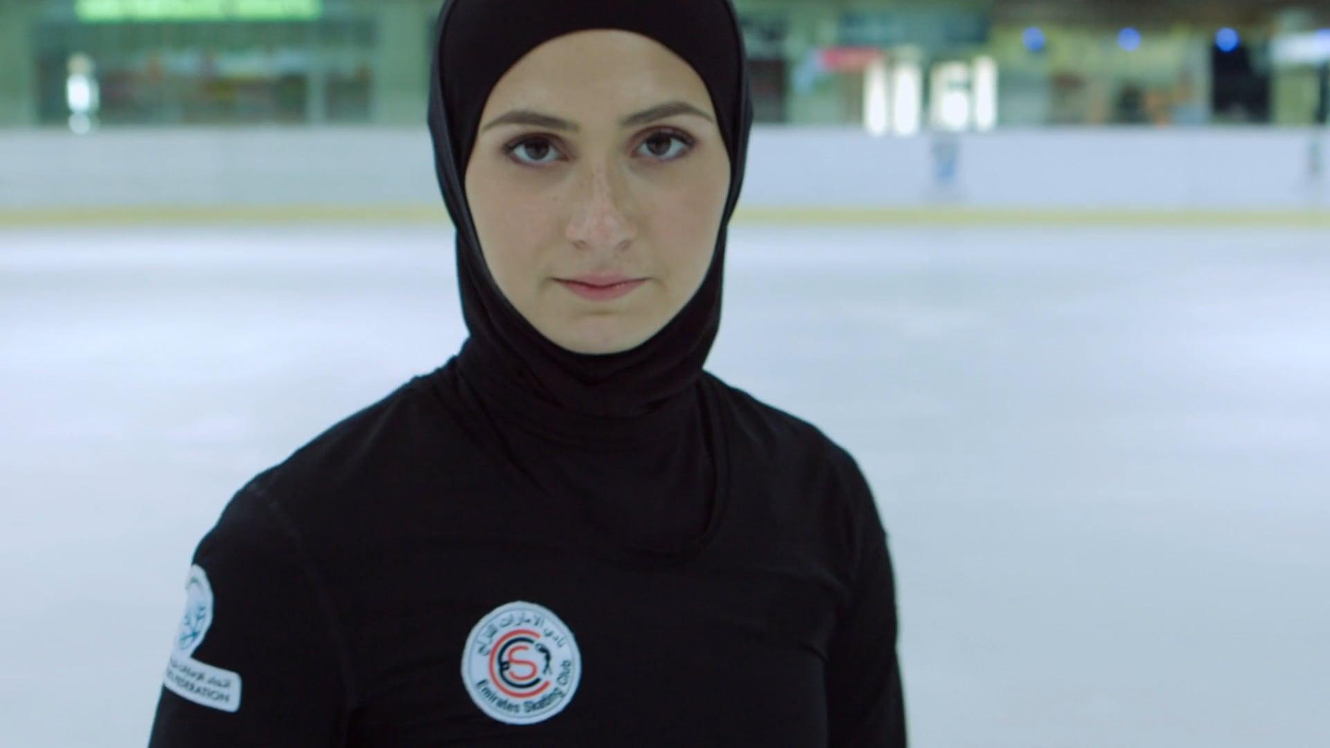Zahra Lari // Wearing The Hijab