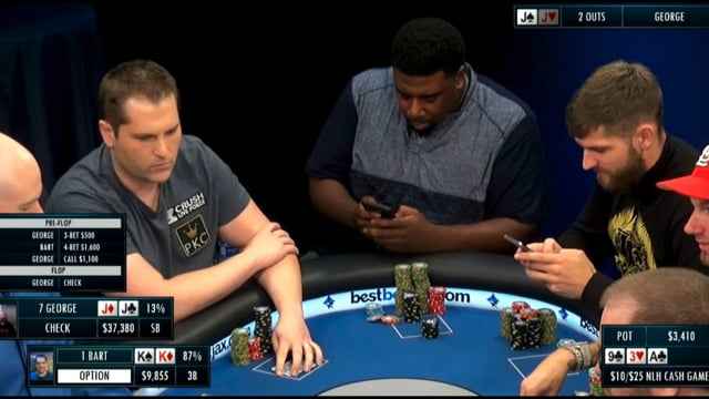 #418: Tough Session at Jax Best Bet Part 3 (preflop and range betting)