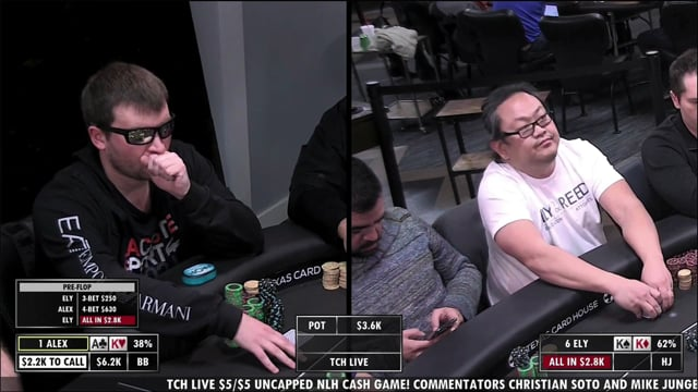 #437: Don't get scared in 3 and 4 bet pots