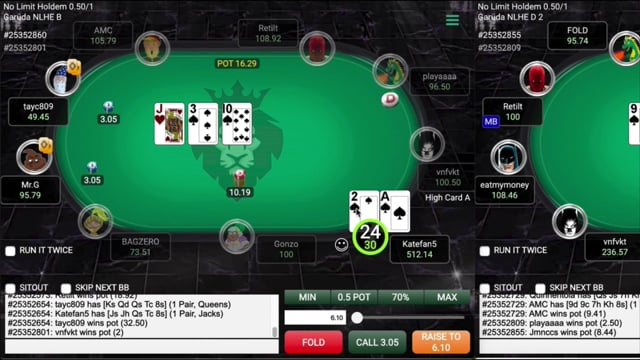 #440: Commitment Sizing (online poker review)