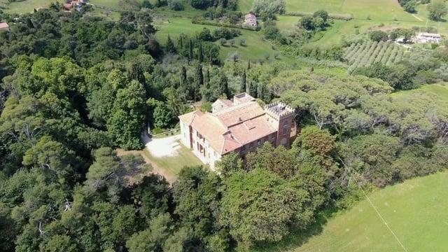 Stunning historical residence on the hills of Pesaro