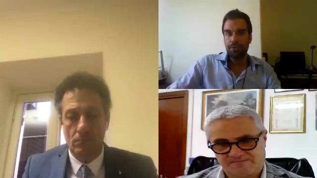 Il post Covid-19, intervista a Marco Cuchel e all'On. Alberto Gusmeroli
