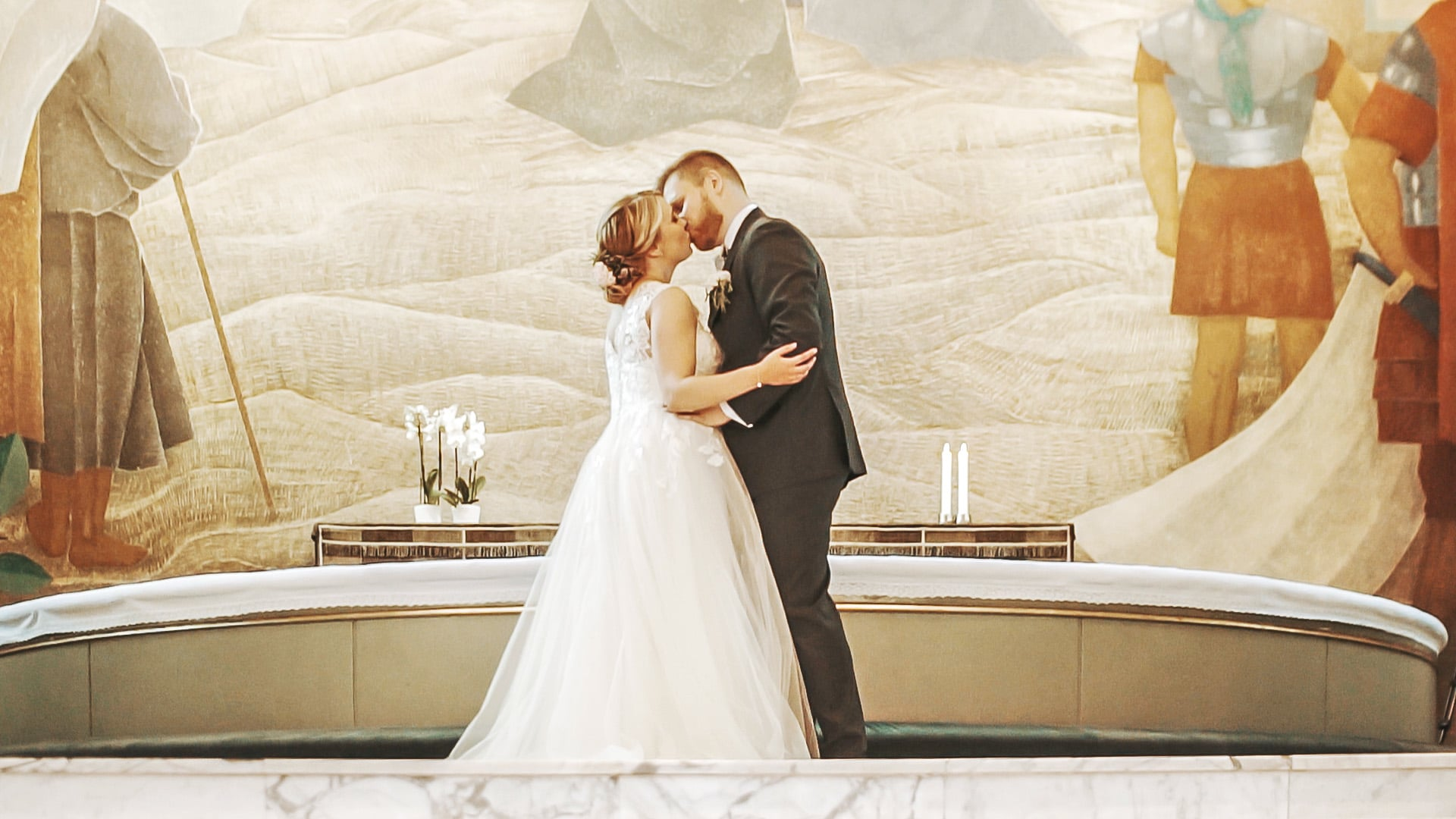 Sanna & Teemu 2020 Wedding Teaser