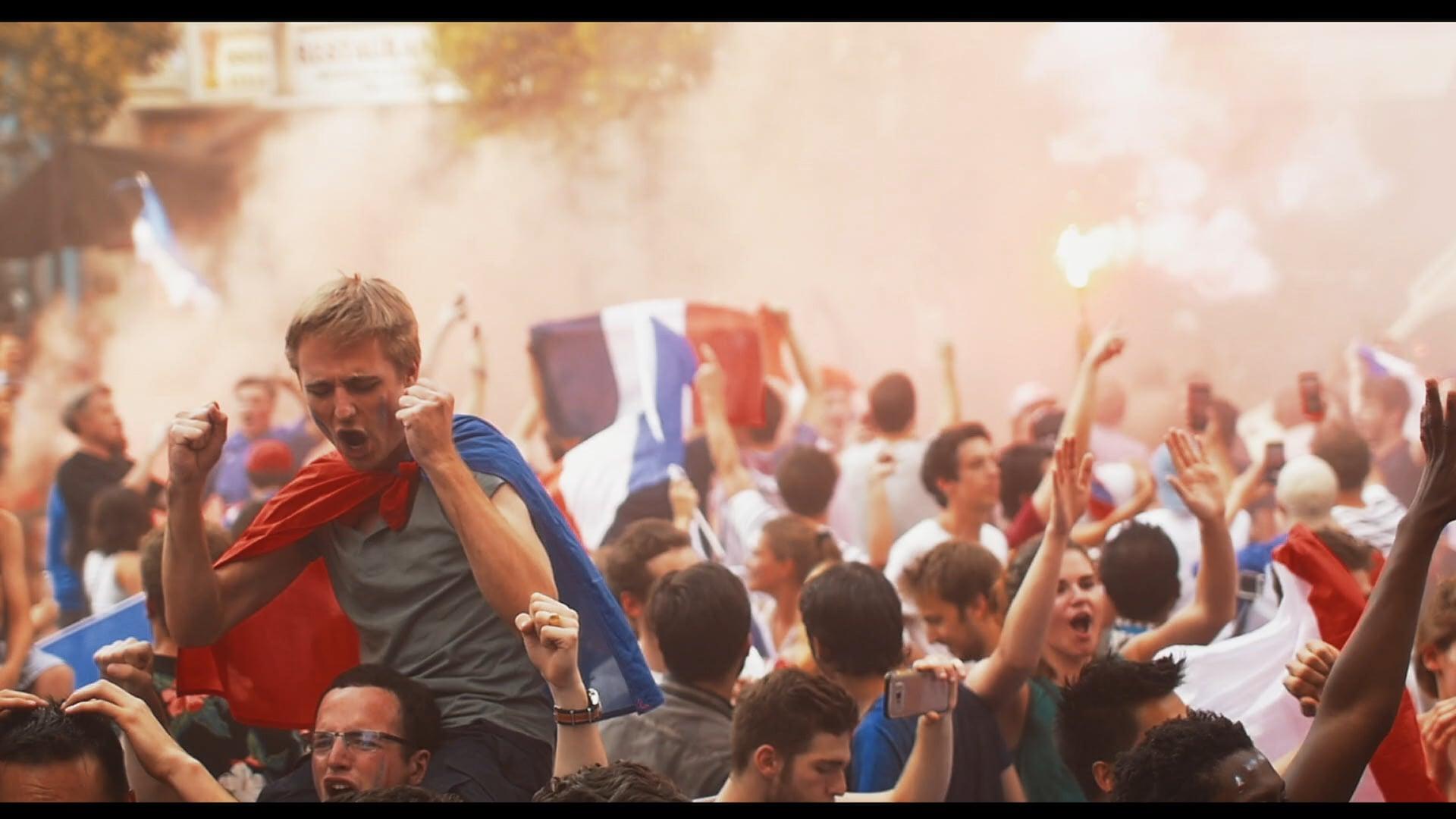 World Cup final 2020 (Paris)