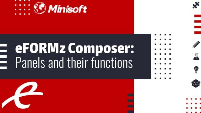 eFORMz Composer: Tour