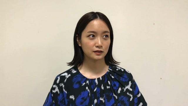 映画「水曜日が消えた」公開記念舞台挨拶生中継