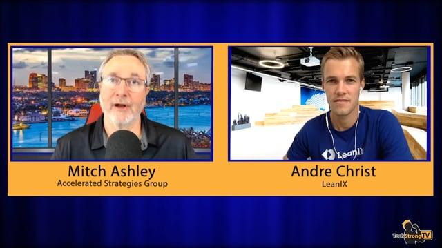Andre Christ - TechStrong TV