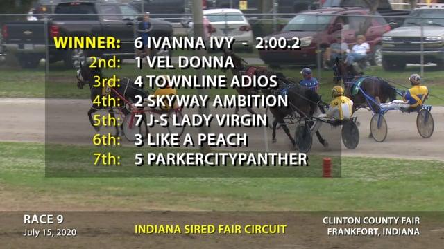 7-15-2020 Frankfort Race 9