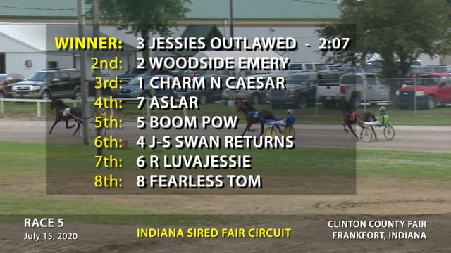 7-15-2020 Frankfort Race 5